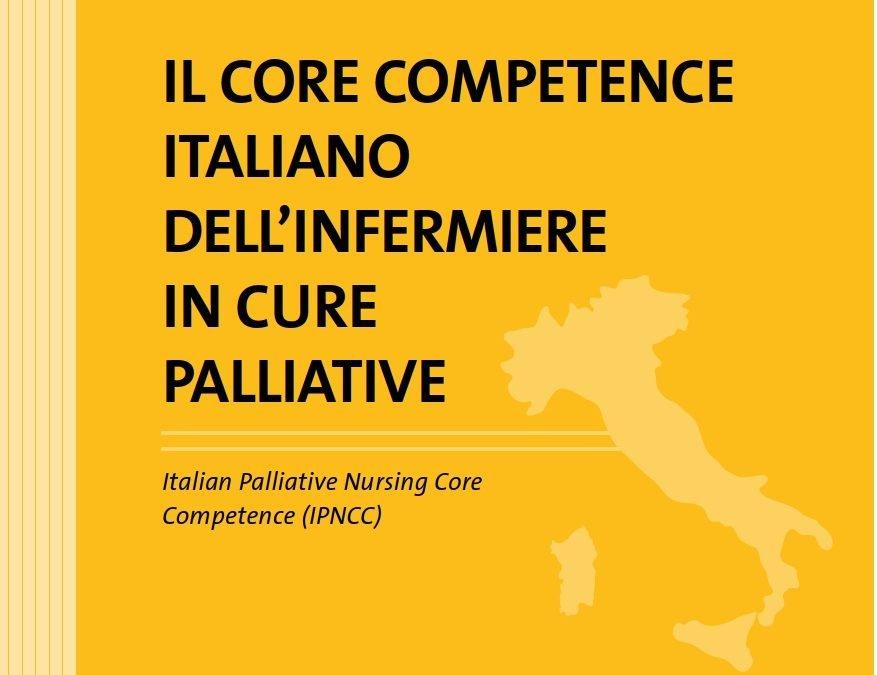Il Core Competence italiano dell'Infermiere in Cure Palliative