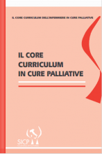 Il core curriculum dell'infermiere in cure palliative